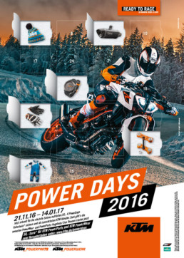 ktm power days add a4