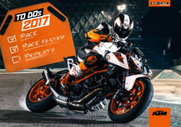 ktm new year ad 2 bike